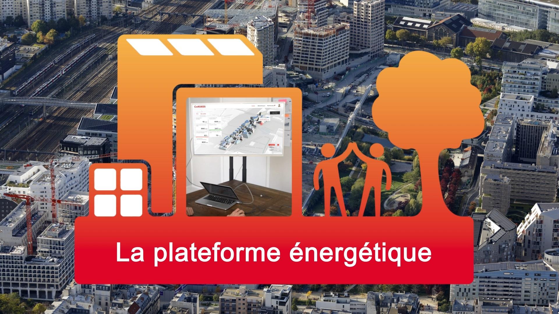 La plateforme énergétique